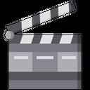Clapperboard Board Clapper Icon