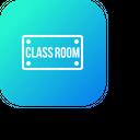 Class Room Board Icon