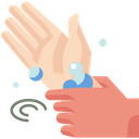 Wash Hands Hands Hygiene Icon