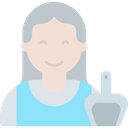 Cleaner Housekeeping Cleaning Icon