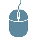 Click Computer Device Icon