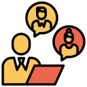 Client Experience Icon