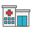 Clinic Medical Hospital Icon