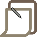 Clipboard Item Posted Icon