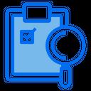 Clipboard Check Data Icon