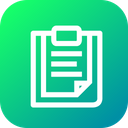 Clipboard File Document Icon
