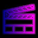 Clipper Clipboard Film Icon