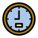 Clock Time Duration Icon