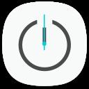 Clock Action Samsung Icon