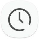 Clock Samsung Icon