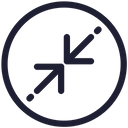 Close Arrow Icon