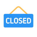 Ecommerce Closed Icon