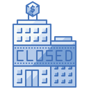 Closed Business Enterprise Icon