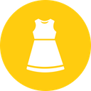 Cloth Clothing Wearing Icon