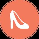 Cloth Footwear Shoes Icon