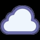 Cloud Web Technology Icon