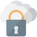 Cloud Computing Security Cloud Data Security Cloud Information Security Icon