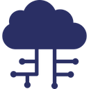 Cloud Cloud Computing Cloud Sharing Icon