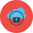 Cloud Data Optimization Icon