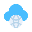 Cloud Internet Icon