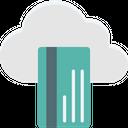 Bank Card Cash Card Cloud Computing Icon