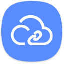 Cloud Sharing Simple Icon