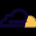 Cloudflare Technology Logo Social Media Logo Icon
