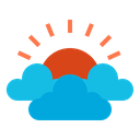 Cloudy Cloud Forecast Icon