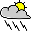 Cloud Forecast Weather Icon
