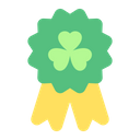 Clover Badge Icon