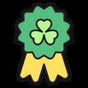 Clover Badge Icon