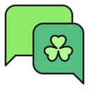 Clover Chat Icon