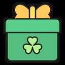 Clover Gift Icon