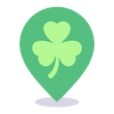 Clover Location Icon
