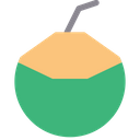 Coconut Coconut Drink Drink Icon