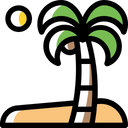 Coconut Coconut Drink Drink Icon