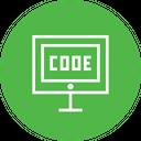 Code Coding Development Icon