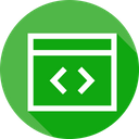 Code Coding Editor Icon