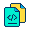 Code File Programming File Program File Icon