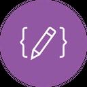 Code Language Coding Icon