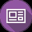 Code Ui Web Icon