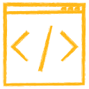 Coding Custom Seo Icon