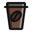 Coffee Cup Drink Hot Icon