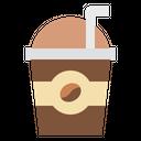 Take Away Cool Drink Coffee Break Icon