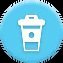 Coffee Glass Coffee Cup Icon