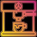 Coffee Machine Restaurant Icon