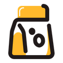 Coffee Product Coffee Bag Package Icon