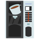 Coffee Vending Icon