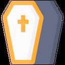 Coffin Casket Death Icon