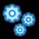 Cogwheels Icon